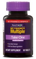 Natrol My Favorite Multiple Take One (60 таб)