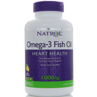 Natrol Omega-3 Fish Oil 1000 mg