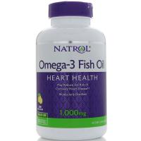 Natrol Omega-3 Fish Oil 1000 mg