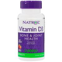 Natrol Vitamin D-3 2000 ME Fast Dissolve