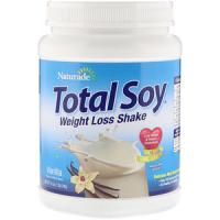 Naturade Total Soy Weight Loss Shake (540 гр) - Коктейль для потери веса