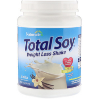 Naturade Total Soy Weight Loss Shake (540 гр) - Коктейль для потери веса
