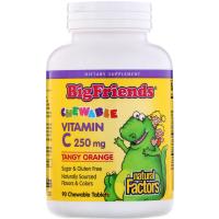 Natural Factors Big Friends Chewable Vitamin C