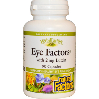 Natural Factors Eye Factors