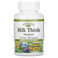 Natural Factors Milk Thistle 150 mg