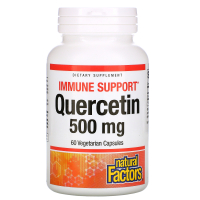 Natural Factors Quercetin 500 mg