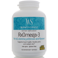 Natural Factors WomenSense RxOmega-3