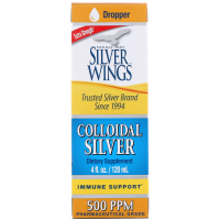 Natural Path Silver Wings Colloidal Silver - Коллоидное серебро