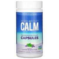 Natural Vitality Calm Magnesium Glycinate Capsules
