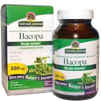 Nature's Answer Bacopa 500 mg - Бакопа