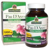 Nature's Answer Pau D'Arco - Кора муравьиного дерева