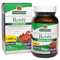 Nature's Answer Reishi 1000 mg