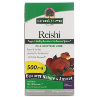 Nature's Answer Reishi 500 mg