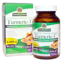 Nature's Answer Turmeric-3 5000 mg