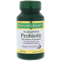 Nature's Bounty Acidophilus Probiotic