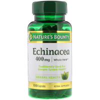 Nature's Bounty Echinacea 400 mg