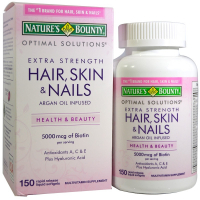 Nature's Bounty Hair Skin & Nails