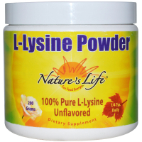 Nature's Life L-Lysine Powder (200 гр)