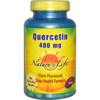 Nature's Life Quercetin 400 mg - Кверцетин