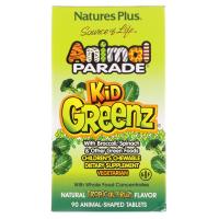 Nature's Plus Animal Parade Kid Greenz