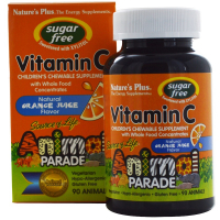 Nature's Plus Animal Parade Vitamin C Sugar Free