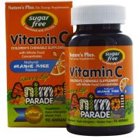 Nature's Plus Animal Parade Vitamin C Sugar Free