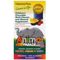Nature's Plus Animal Parade