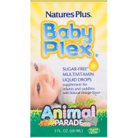 Nature's Plus Baby Plex (60 мл)