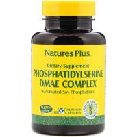 Nature's Plus Phosphatidylserine DMAE Complex