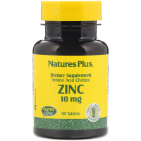 Nature's Plus Zinc 10 mg