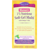 Nature's Secret 73 Nutrient Soft-Gel Multi