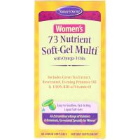 Nature's Secret 73 Nutrient Soft-Gel Multi