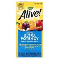 Nature's Way Alive! Men's Ultra Potency Complete Multivitamin