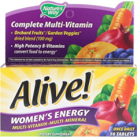 Nature's Way Alive! Women's Energy