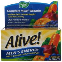 Nature's Way Alive! Men's Energy