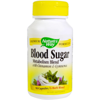 Nature's Way Blood Sugar