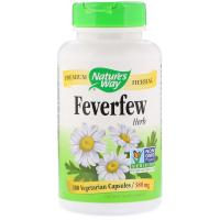 Nature's Way Feverfew 380 mg - Пижма Девичья