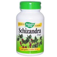 Nature's Way Schizandra - Лимонник китайский (шизандра)