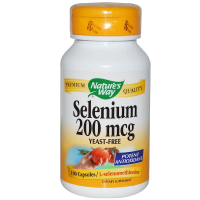 Nature's Way Selenium 200 mcg