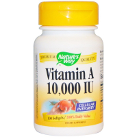 Nature's Way Vitamin A 10,000 IU