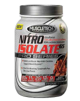 MuscleTech Nitro Isolate 65 Pro Series (908 гр)