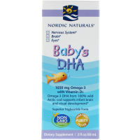 Nordic Naturals Baby's DHA (60 мл)