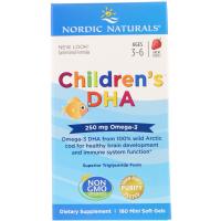 Nordic Naturals Children's DHA 250 mg