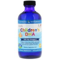 Nordic Naturals Children's DHA (клубничный вкус)