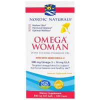 Nordic Naturals Omega Woman With Evening Primrose Oil