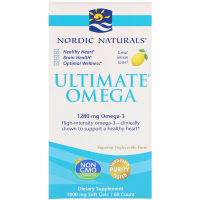 Nordic Naturals Ultimate Omega 1280 mg
