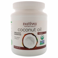 Nutiva Organic Virgin Coconut Oil (1.6 л) - Кокосовое масло