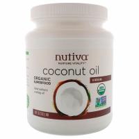 Nutiva Organic Virgin Coconut Oil (1.6 л) - Кокосовое масло