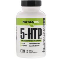 NutraBio Labs 5-HTP 200 mg