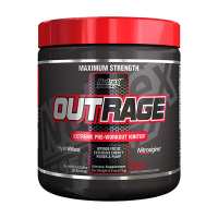 Nutrex OUTRAGE (140-170 гр)